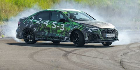 """2022 Audi RS3 to feature drift mode, despite earlier claim it's """"a waste of time"""""""