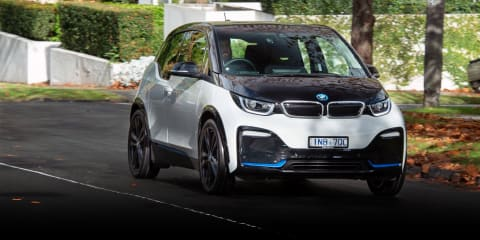 2019 BMW i3s 120Ah review