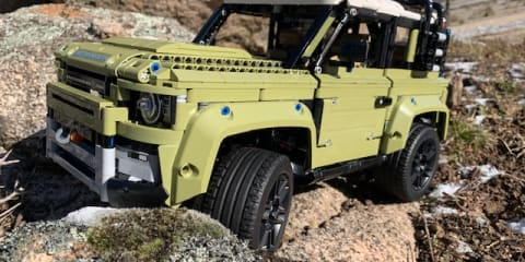 2020 Land Rover Defender 110 review
