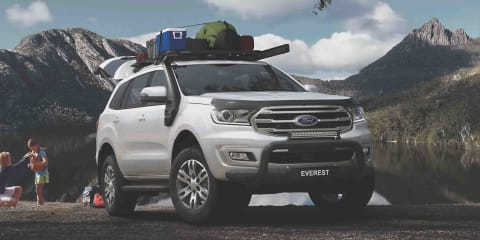Ford Everest BaseCamp accessories pack announced