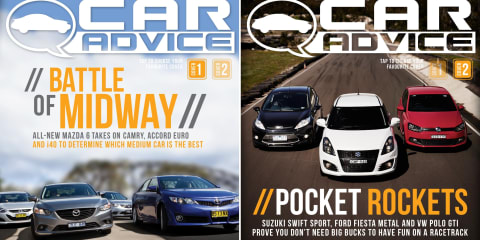 CarAdvice Magazine April issue available to download now!
