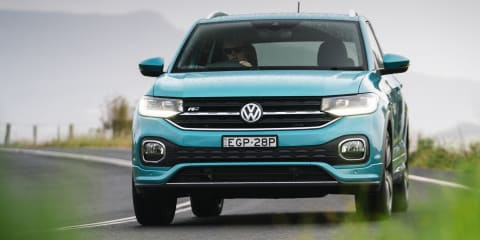 2020 Volkswagen T-Cross review