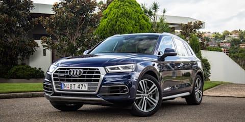 2017-20 Audi Q5 recalled