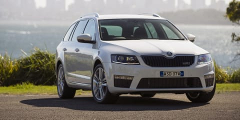 Skoda Octavia RS pricing and specifications