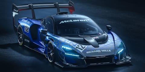 McLaren Senna GTR unveiled