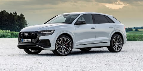 2021 Audi Q8 TFSIe Quattro: luxury plug-in hybrid SUV coupe announced
