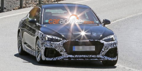 2020 Audi RS5 Sportback spied