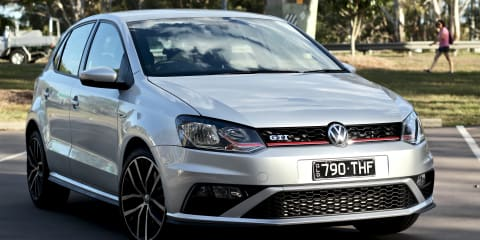 2017 Volkswagen Polo GTi review