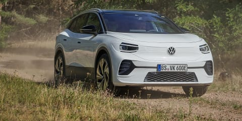 2021 Volkswagen ID.4 review: Prototype test