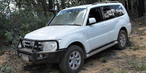 2012 Mitsubishi Pajero GLS LWB (4x4) review