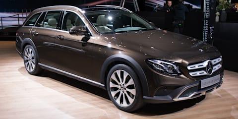 2017 Mercedes-Benz E-Class All-Terrain - Paris Motor Show 2016