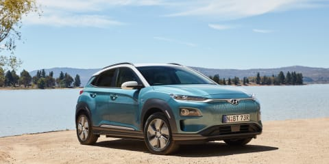 2019 Hyundai Kona Electric pricing and specs