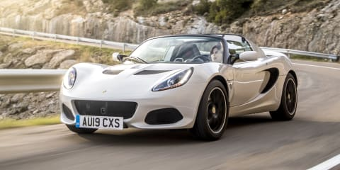 Lotus Elise could be revived by third-party manufacturer, says company boss