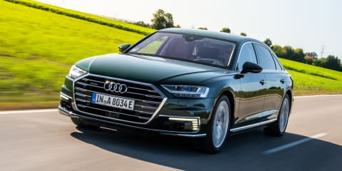 2020 Audi A8 L 60 TFSI e revealed, unsure for Oz