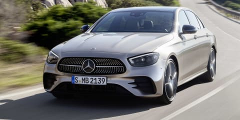 2020 Mercedes-Benz E-Class revealed