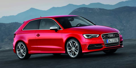 Audi S3: 221kW hot-hatch revealed