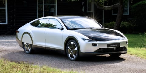 Lightyear One: Solar-powered electric car revealed