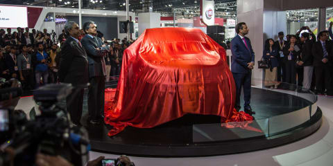 2016 Delhi Auto Expo — highlights of the show from Australia