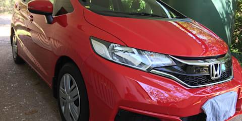 2017 Honda Jazz VTi review Review