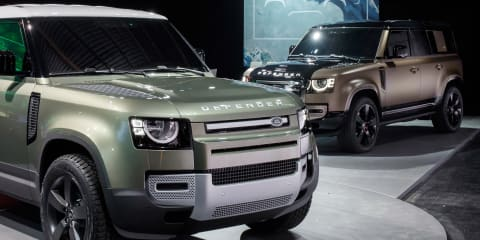 2020 Land Rover Defender 'needs to appeal to a new generation of customers'