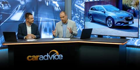 CarAdvice TV: Holden Calais Tourer
