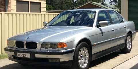 1999 BMW 7 35i Review