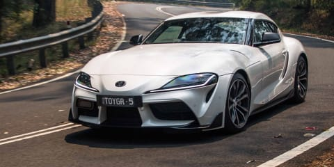 2020 Toyota GR Supra GT review