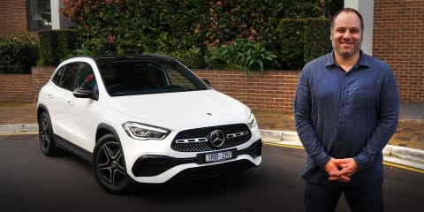 Video: 2020 Mercedes-Benz GLA Review