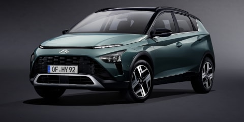 2021 Hyundai Bayon revealed for Europe, not bound for Australia