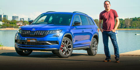 The Top Seven Things about the Skoda Kodiaq RS