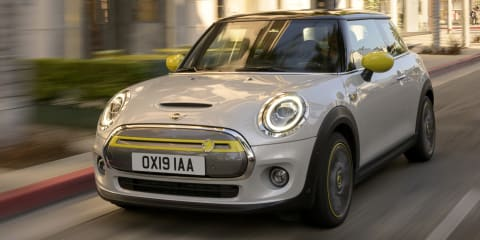 Mini Cooper SE: 45,000 expressions of interest for new EV