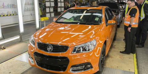 Holden boss says proposed funding cuts could spell an even more premature end for local car making