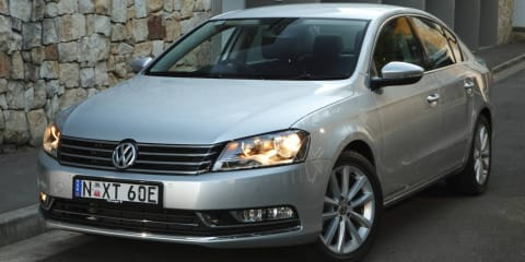 Volkswagen Golf sales falls short of Passat