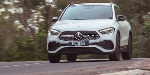 2020 Mercedes-Benz GLA review