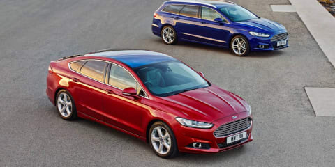 2015 Ford Mondeo pricing and specifications