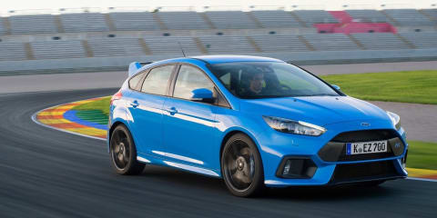 New Ford Focus ST won't get all-wheel-drive