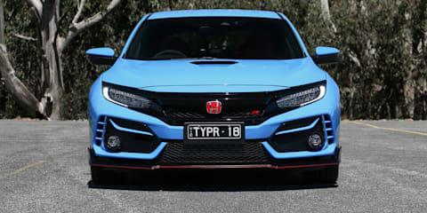 2021 Honda Civic Type R review: Australian first drive