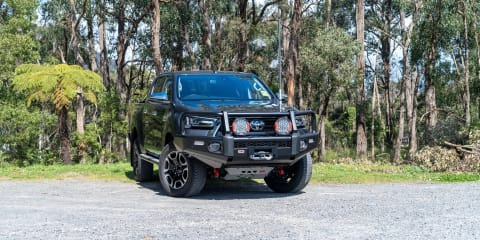 2021 HiLux gets the ARB 4X4 Accessories treatment