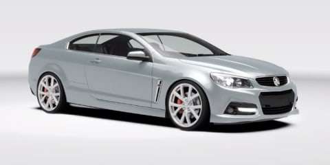Holden VF Monaro: secret designs of stillborn coupe revealed