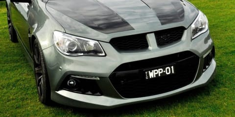 Walkinshaw W497: 955Nm tuned HSV unleashed