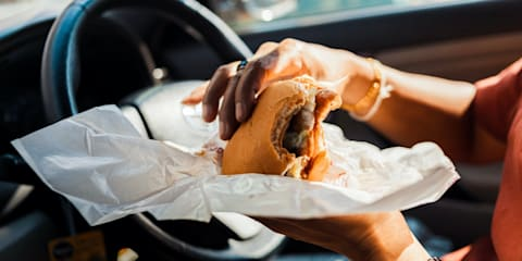 Around the tracks: Heinz is telling people to drive at the speed of ketchup – to win free ketchup!