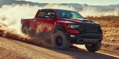 2021 Ram 1500 TRX supercharged V8 a strong chance for Australia