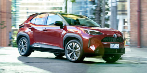 2021 Toyota Yaris Cross price and specs: $26,990 to $37,990 plus on-road costs