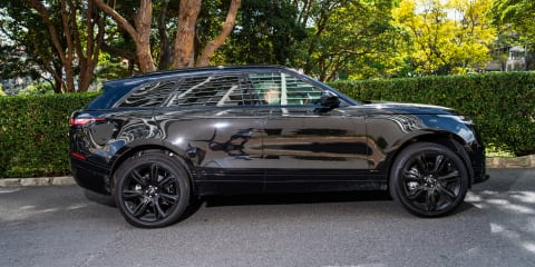 2018 Range Rover Velar R-Dynamic SE P300 review
