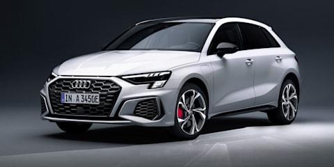 2021 Audi A3 45 TFSI e unveiled