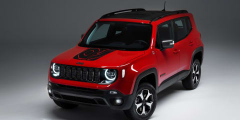 Jeep Renegade PHEV details revealed