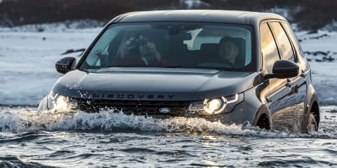 Land Rover Discovery Sport Review : Iceland Expedition