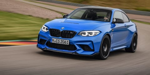 2020 BMW M2 CS review: Track test