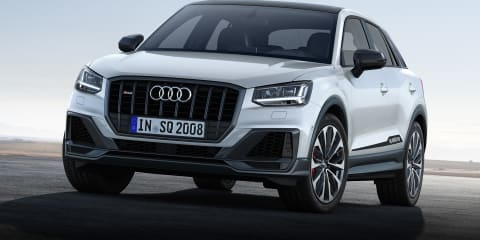 2020 Audi SQ2 review: Quick drive