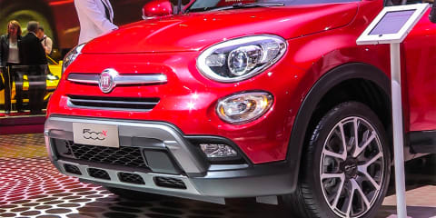 Fiat 500X First Look with Roberto Giolito